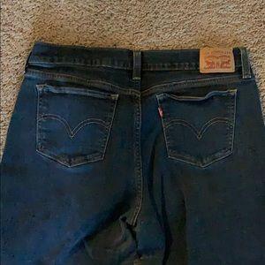 Levi's Capri Jeans Size 31